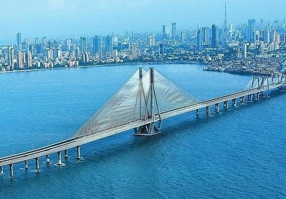 India Suspension Bridge